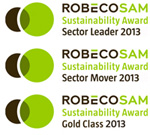 ROBECO SAM Awards 2013